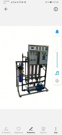 Продам системы очистки воды обратный осмос