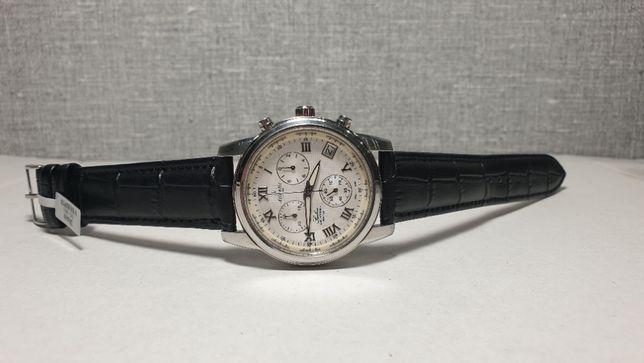Мужские часы Atlantic 64450 Хронограф, сапфир