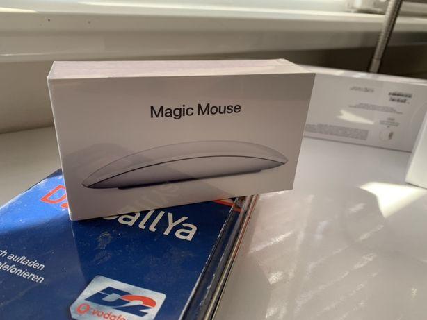 Мышка Apple Magic Mouse 2 White MLA02