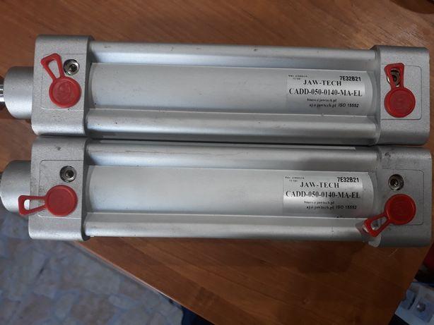 3 nowe Silowniki pneumatyczne iso 15552 max 10bar 140x50