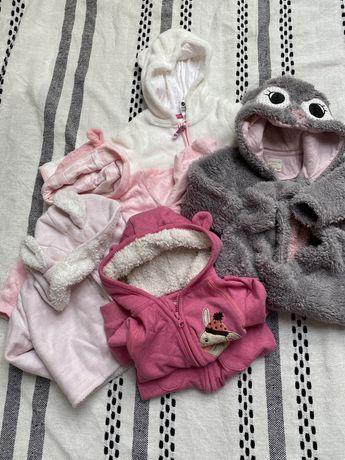 Bluza sweterek pajac next smyk 68