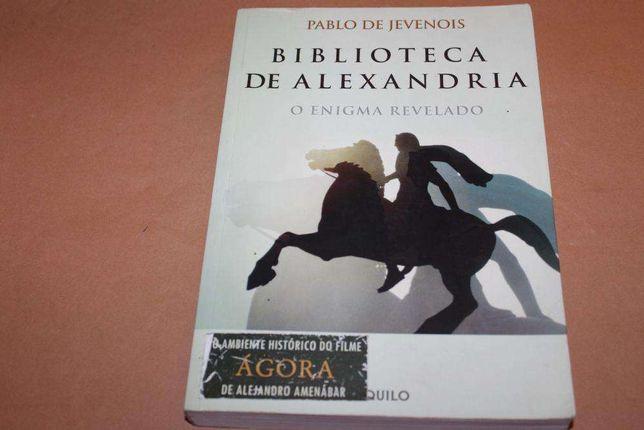 Biblioteca de Alexandria-O Enigma Revelado de Pablo de Jevenois
