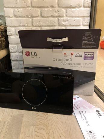 DVD плеер LG TS-200