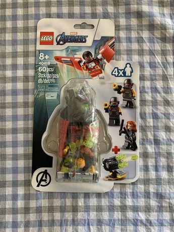 Lego 40418 Falcon & Black Widow Team Up
