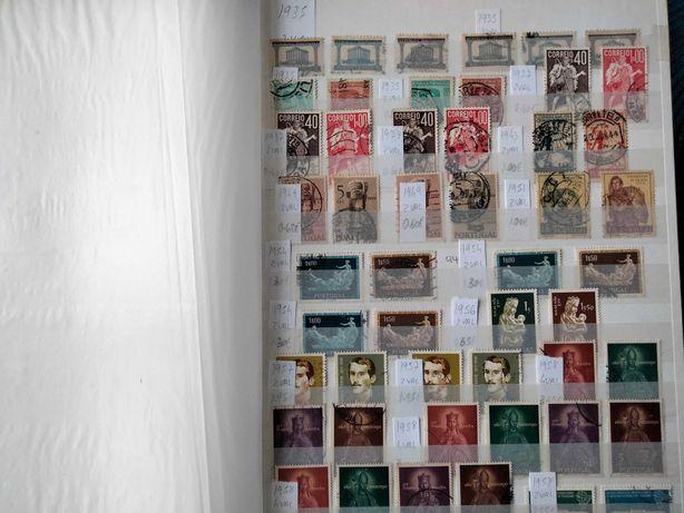 Selos Portugal 153 séries