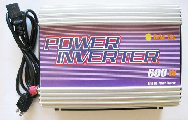 Inwerter Sieciowy 28V~60V Panel słoneczny fotowoltaiczny
