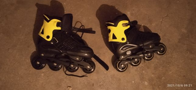 Vendo patins em linha marca MITICAL