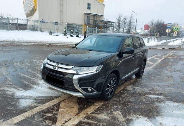 Mitsubishi Outlander AWD 2018