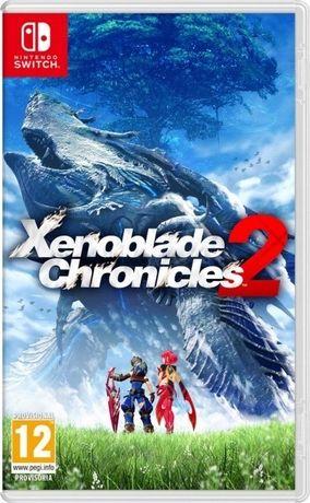 Xenoblade Chronicles 2 zamienie