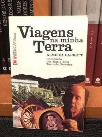 Livro - Viagens Na Minha Terra - Almeida Garrett