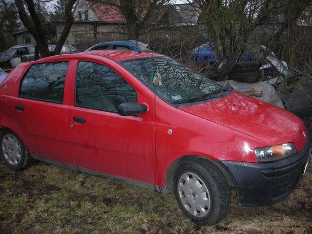 Fiat punto II NA czesci