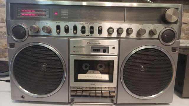 Radio/Magnetofon Panasonic RX5500LS Stan Kolekcjonerski