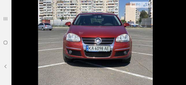 Volkswagen Jetta 2008г.