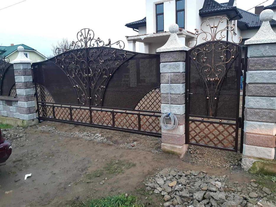 Ковані ворота дешево Стрый - изображение 1