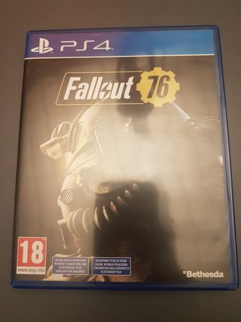 Fallout 76 PL PS4 playstation 4