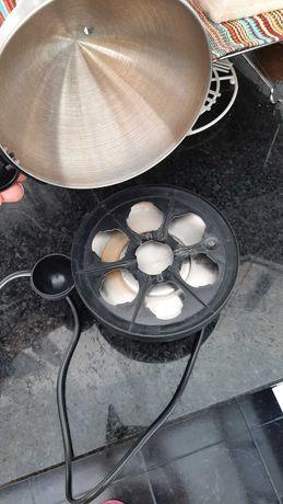 Cozedor de ovos Tristar EK-3076   Aço inoxidável