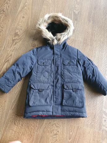 Kurtka zimowa Zara 104cm