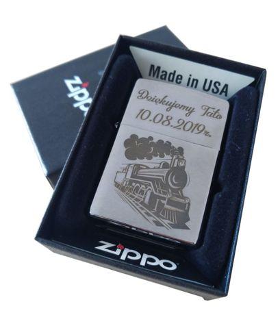 Zapalniczka ZIPPO Z200! GRAWER Gratis!