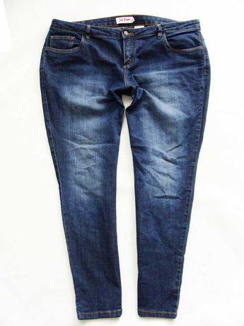 john Baner wyszczuplające elastyczne jeansy skinny 48/50