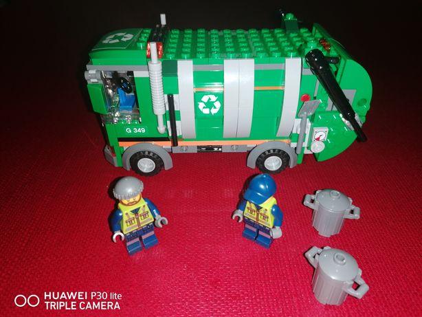 Lego City set camião do lixo
