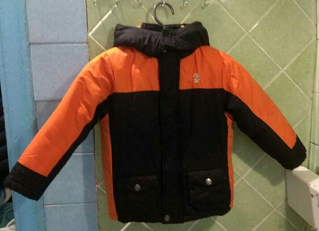 Куртка весна-осень  3 года на мальчика
