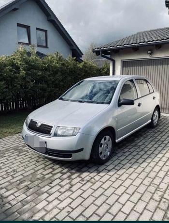 Автомобиль Skoda Fabia