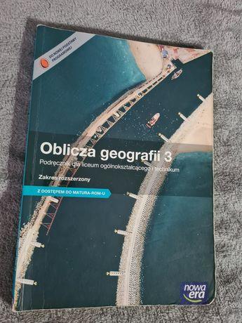 Oblicza geografii 3. Podręcznik dla liceum i technikum.