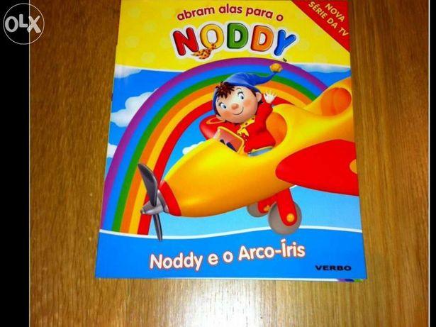 Lote de 12 livros Noddy
