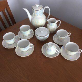 Porcelana Ćmielów - Serwis do kawy