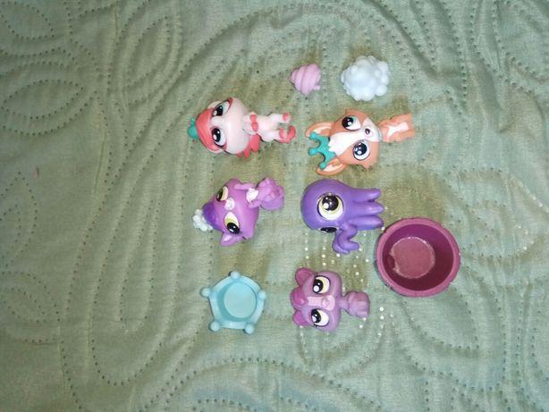 Little pony, little petshop,