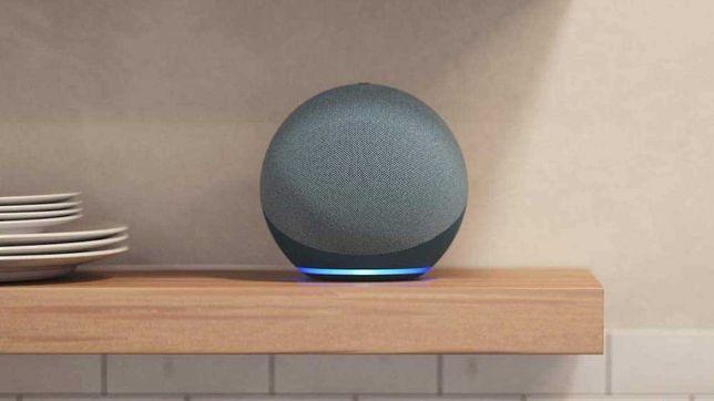 [NOVO e selado] Coluna Inteligente Amazon Echo 4ª Geração - Alexa