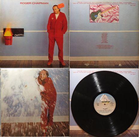 Коллекция4 LP Roger Chapman/Gerry Rafferty/Mike Rutherford/Roger Daltr