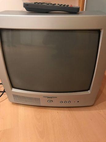 Televisão AG 37 cms avariada