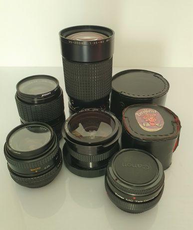 Conjunto de lentes fd