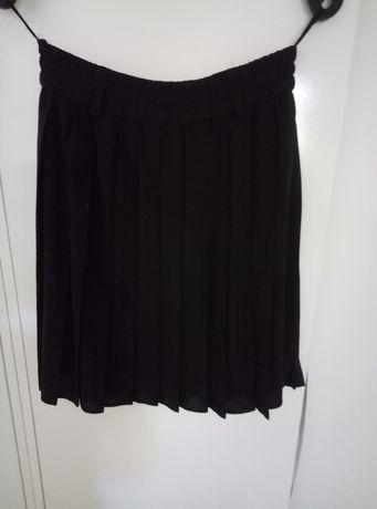 Новая юбка плиссе на девочку подростка р.164-170(р.42-40)