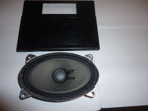 bmw 1602 radio consola e colunas trás