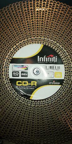 Płyta CD-R z możliwością nadruku