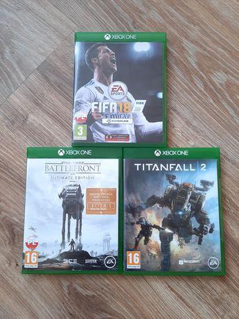 Sprzedam Gry Xbox one.