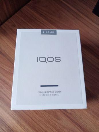 Iqos 2.4 plus новий, на гарантії.