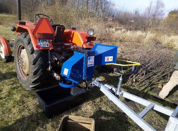 Do cięcia gałęzi- rębak walcowy do 11cm- 6-nożowy-do traktora C330 t25