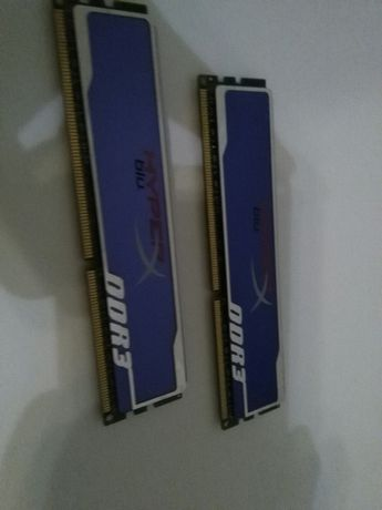 Hyperx Kingston DDR3 1333mhz 4gb