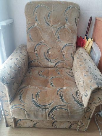 Fotel używany wygodny
