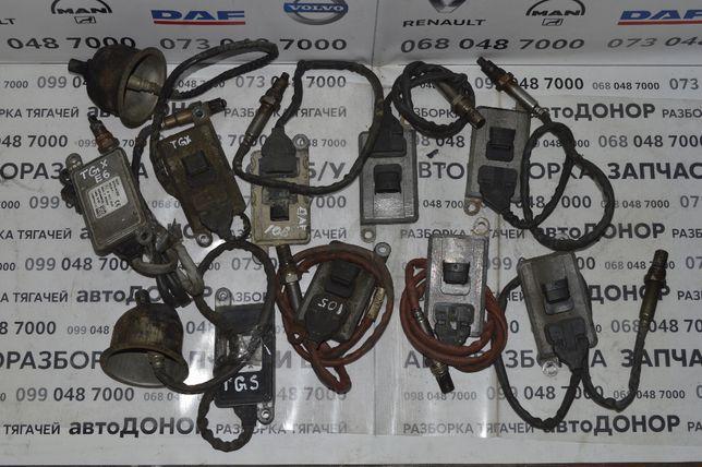 Датчик NOX НОКСа НОХ системы AdBlue DAF CF75/85/XF105 MAN ДАФ МАН tgx