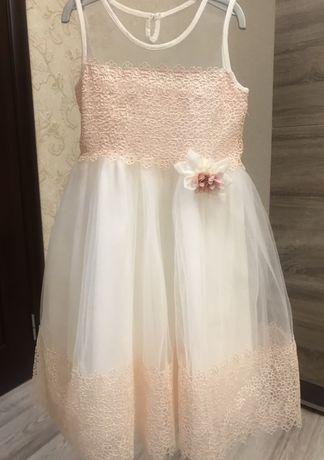 Сукня на випускний, платье принцесса, 122, 128, на 6-7 років