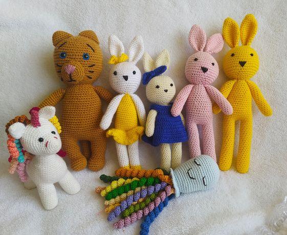 Іграшки для діток ручної роботи