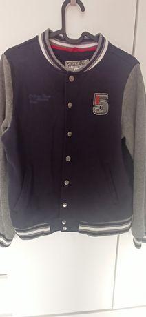 Kurtka, bluza , basebollówka chłopiec 164