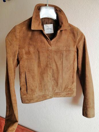 Куртка замшевая Mango р. XS