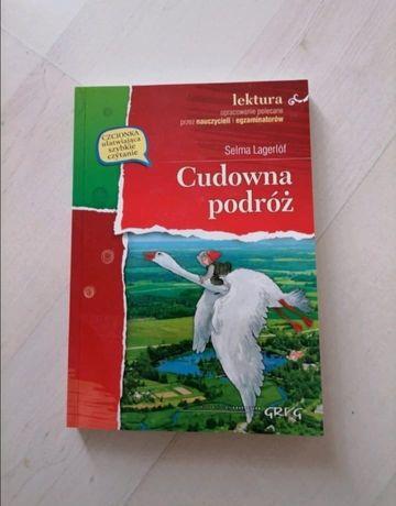 Książka lektura cudowna podróż tom 1