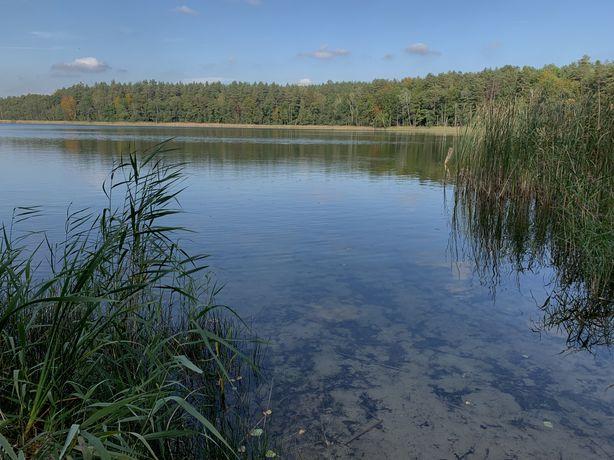 Dom nad jeziorem Bożejwko 500m
