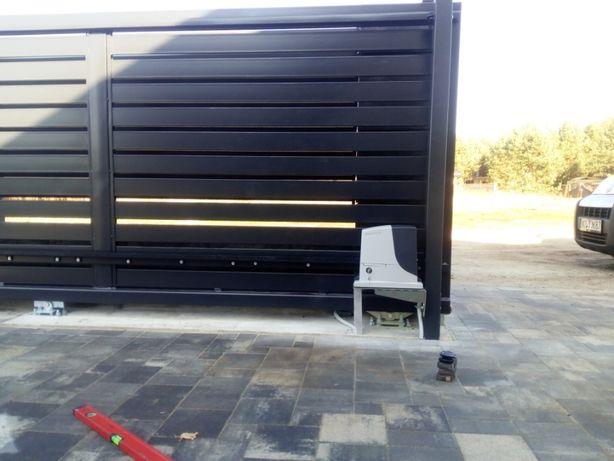 Bramy garażowe napędy do bram automatyka do bram sprzedaz serwis